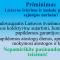 Priminimas Lietuvos švietimo ir mokslo profesinės sąjungos nariams!